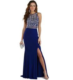 Pre-Order: Alyson-Royal Prom Dress