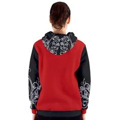 Boss Lady Red and Black Womens Zipper Hoodie http://www.saytoonshop.xyz/product/01-114005776/purple-music-notes-leggings
