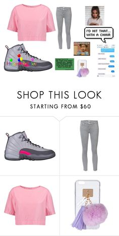 """✌💖RTD!"" by lifeissweet170000 ❤ liked on Polyvore featuring GET LOST, Mother, Marni and Ashlyn'd"