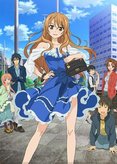 Fall 2013: Golden Time by JC Staff // A RomCom by Toradora's author & JC Staff? of course I'll watch it; death is the only thing that would stop me... or the cable company, those bastards. 1ST Half // Koko FTW // ★★★★★