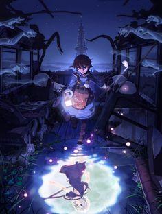 Fragile Dreams - Seto and Ren