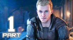 The Technomancer Gameplay Walkthrough part 1 [PS4,PC,Xbox One]