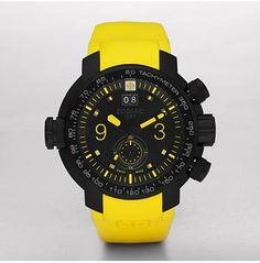 Who doesn't want a yellow watch. ZMX-03