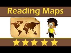 Learn Reading Maps - YouTube