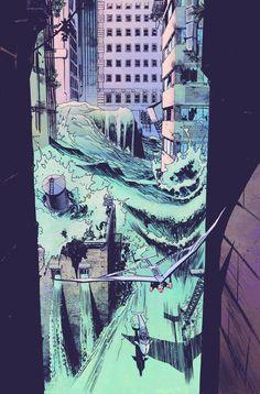 The Wake - Sean Murphy