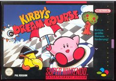 Super Nintendo - Kirby's Dream Course