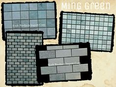 CALLING ALL #CONTRACTORS #BUILDERS #INTERIORDESIGNERS #ARCHITECTS CHECK OUT OUR NEW MATERIAL IN #MING #GREEN