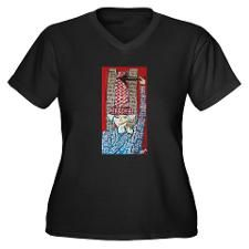 9-11 WAS FIXED RED Plus Size T-Shirt