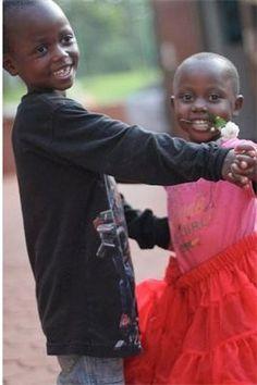 Susan and Jovan : jinja uganda, Africa