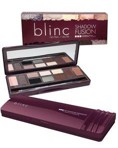 Shadow Fusion Colour Palette - blinc