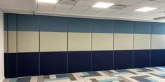 Acoustic Treatment at Waterfall Corporate Campus Conference Facility