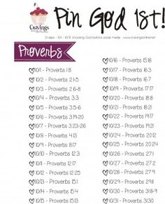 Pin God 1st! - Cravings I'm so glad the younger generation is taking of making God priority 1