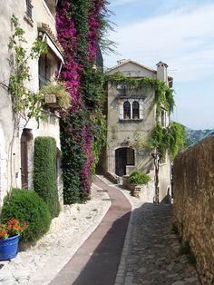 Rue Provencale charmante    Charming Provencal street