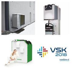 De VSK Award in de categorie Energie & Transitie kent drie genomineerden. Duco, Nathan Systems… Lees verder →