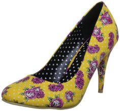 Da non perdere! Iron Fist Tacci Alti SCARY PRAIRIE HEEL GIRLS yellow, US 8 EU 39 UK 6, in vendita su Kellie Shop. Scarpe, borse, accessori, intimo, gioielli e molto altro.. scopri migliaia di articoli firmati con prezzi da 15,00 a 299,00 euro! #kellieshop #borse #scarpe #saldi #abbigliamento #donna #regali