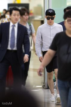 Chun BB back home safe and sound ❤️ JYJ Hearts