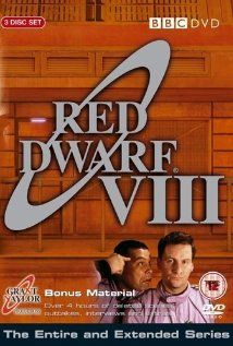 I love Red Dwarf and can't wait for the new series to start. I may burst!