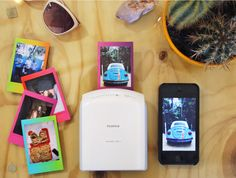 Instax wireless printer from your phone