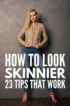 Dress To Look Thinner: 23 Slimming Fashion Tips That Work! How to Dress to Look Thinner: 23 Slimming Fashion Tips That Work! Fashion fashion tipsHow to Dress to Look Thinner: 23 Slimming Fashion Tips That Work! Fashion fashion tips Fashion Tips For Women, Fashion Advice, Womens Fashion, Fashion Trends, Fall Fashion For Women Over 60, Fashion Styles, Stylish Outfits For Women Over 50, Best Jeans For Women, Fashion Ideas