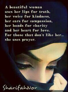what are the Traditional manners of Muslim women in Islam? list of bad manner, etiquette and good manners, victorin manner books and quranmualim. Hijab Quotes, Muslim Quotes, Religious Quotes, Beautiful Islamic Quotes, Islamic Inspirational Quotes, Islamic Qoutes, Motivational Quotes, Beautiful Prayers, Beautiful Mosques