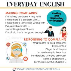 How to deal with customer complaints in English? Making and responding to complaints vocabulary. Improve your English skills with online English language courses. English Learning Spoken, Teaching English Grammar, English Writing Skills, English Language Learning, English Lessons, Advanced English Vocabulary, English Vocabulary Words, Learn English Words, English Study