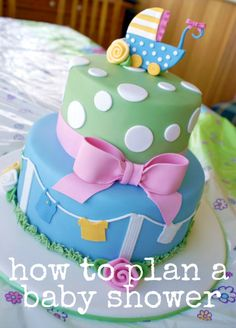 life as we know it...: How to plan a baby shower the mum-to-be will love!