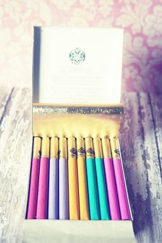 It would take me five minutes to pick a color every time I smoke. I don't think I can handle the classy.
