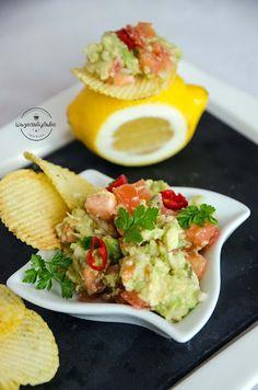 Wszędobylskie: Salsa inspirowana guacamole. Super pomysł na przek...