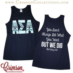 Did you know Crimson Collections now does custom group orders! We can't wait to work with your chapter! Phi Sigma Sigma, Gamma Phi Beta, Alpha Sigma Alpha, Sorority Rush Themes, Sorority Crafts, Sorority Shirt Designs, Sorority Shirts, Bid Day Shirts, Sorority Life