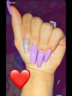 Check out ❤ sassy nails, cute nails, pretty nails, my Long Nail Designs, Pretty Nail Designs, Sassy Nails, Trendy Nails, Nails Short, Long Nails, How To Do Nails, My Nails, Coffin Nails