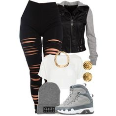 Air Jordans Women Outfit  Air  Jordans  Women Outfit Dope Outfits d0416ba869