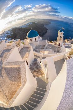 Imerovigli, santorini santorini grecia, santorini island greece, mykonos, o Places Around The World, Oh The Places You'll Go, Places To Travel, Places To Visit, Around The Worlds, Wonderful Places, Beautiful Places, Santorini Island, Imerovigli Santorini