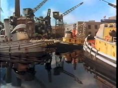 Tugs episode 4 Regatta TVS Production 1988 (1st shown in 1989)