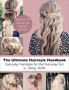 Learn how to do the basic braids like French braids, Waterfall braids, and Lace braids. Learn how to do it regularly and dutch/inverted.
