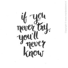 Quote handlettering Www. Crazy Quotes, Life Quotes To Live By, Me Quotes, Motivational Quotes, Inspirational Quotes, Qoutes, Positiv Quotes, Good Motivation, Calligraphy Quotes