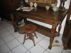 https://flic.kr/p/comMeb | Table | Spotted at an antique shop in Manila.