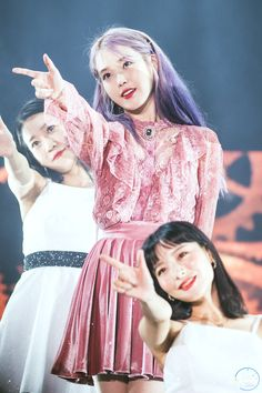 191103 IU at 'Love Poem' concert in Gwangju. K Pop, Iu Fashion, Womens Fashion, Gwangju, Grunge Hair, Korean Celebrities, Celebs, Love Poems, Korean Singer