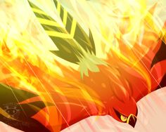 Talonflame by Twime777