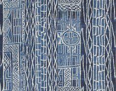 Afrika – Kamerun / Grasland, Bamileke-Volk, Ndop-Tuch Source by The post Afrika – Kamerun / Grasland Chintz Fabric, Tapestry Fabric, Linen Fabric, Pierre Frey Fabric, Blue And White Fabric, Blue Fabric, Wallpaper Stickers, Thing 1, Fabric Remnants