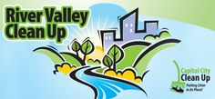 River Valley Clean Up May 3, 2015 #litterfree