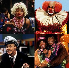 In Living Color..All I can say is HAHA!! Remember Wanda? And Fire Marshall Bill? lol