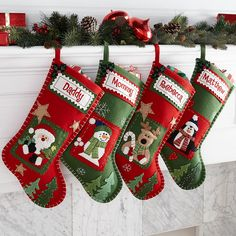 family stockings
