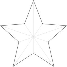 star template