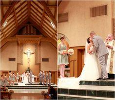 An Ohio Farm Wedding Reception