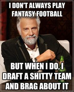 The truth about Fantasy Football (25 Photos)