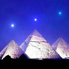 egypt pyramids planets align - photo #17