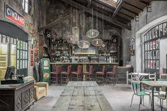 FONDERIE MILANESI BAR & RESTAURANT IN MILAN   PAULINA ARCKLIN   Photographer + Photo Stylist
