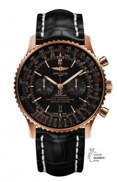 @breitling Navitimer 01 46 mm Limited Edition. More info. @ http://www.watch-insider.com/fun/24-12-christmas-2015-so-24-is-the-magic-number-a-selection-of-24-wristwatches-you-may-like/ #breitling #watchtime #chronograph