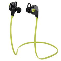 Mpow® Swift Bluetooth 4.0 Wireless Stereo Sweatproof Jogger, Running, Sport Headphones Earbuds Earphone with AptX,Mic Hands-free Calling for iphone 6, 6 Plus, 5 5c 5s 4s ipad, LG G2, Samsung Galaxy S5 S4 S3 Note 3 and Other Android Cell Phones -  - http://ehowsuperstore.com/bestbrandsales/electronics/mpow-swift-bluetooth-4-0-wireless-stereo-sweatproof-jogger-running-sport-headphones-earbuds-earphone-with-aptxmic-hands-free-calling-for-iphone-6-6-plus-5-5c-5s-4s-ipad-lg-g2-sa