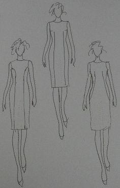 Female, Sewing, Patterns, Diy, Dress, Fashion, Blouses, Atelier, Block Prints